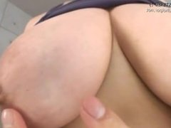 Marie Momoka Groping A Pair Of Huge Soft Boobs