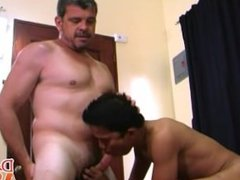 Daddy loves fucking sexy asian twink Alexes lovely asshole