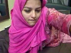Hijabi girl 41