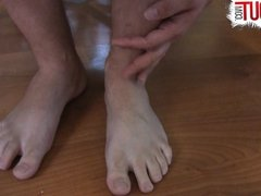 Worship Jareds Dirty  Feet GAY JOI MALE FEET FETISH