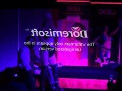 MAX RAJOY & CAROLINE DE JAIE LIVE SEX SHOW EROTIC-ART ATHENS GREECE