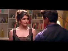 indian actress zareen khan get fuck on her bedroom
