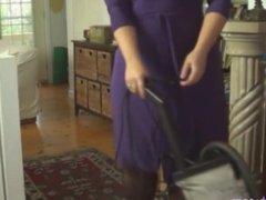 Vacuuming & Smoking