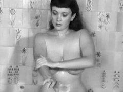 CBT big tits classic retro vintage 50's black&white nodol2