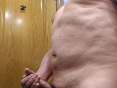 Handjob and cum 2