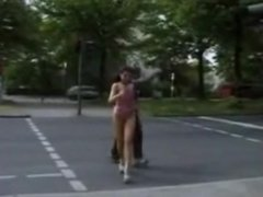 Sex on the street.