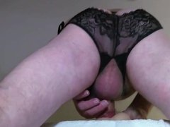 Fake pussy pounding. Part 3