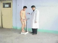 College Students Nude Medical Exam