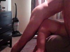 Fucking big ass of anal neglected milf Anita