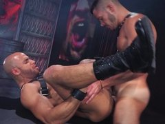 HotHouse Sean Zevran Perfect Ass Pounded