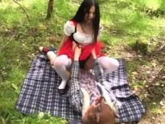 Fairytales: An XXX Parody - Little Red Riding Hood Preview (The Ride)