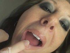 lip gloss tease