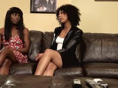 Ana Foxxx and Step-Mom Misty Stone