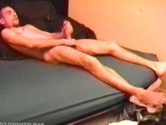 Young Amateur Shane Jerks Off