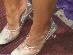 Cum on High Heels - Compilation