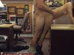 Hot brunette College Student Banged in my pawn shop!
