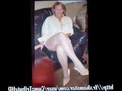 Dirty Talk and Masturbation for Mrs Legshow
