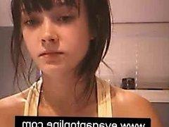 Amazing innocentsucks on webcam