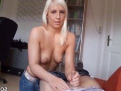 German Sister Helps Her brother with Handjob I--WWW.HORNYFAMILY.ONLINE--I