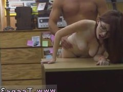 Public anal amateur Jenny Gets Her Ass Pounded At The Pawn Shop
