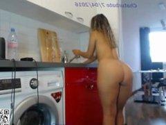 www.find6.xyz Hot sexydea fingering herself on live webcam