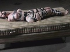 Serene Isley Duct tape Bondage