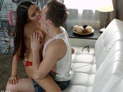 Tera Satisfies Her Man in Sexy Lingerie