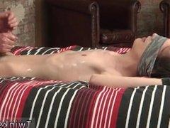 Gay muscle hairy nipple suck Slippery Cum Gushing Elijah