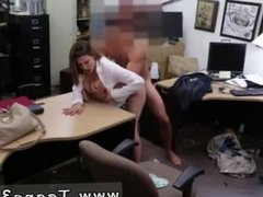 Garage blowjob first time Foxy Business Lady Gets Fucked!