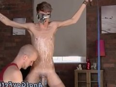 Shaved gay pricks Twink stud Jacob Daniels is his latest meal, bound up