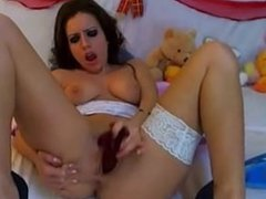 hot teen masterbation webcam show girl -see me @777girlcam.com