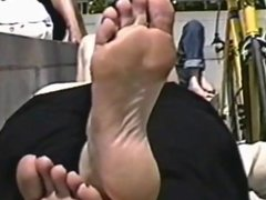 soles in the street