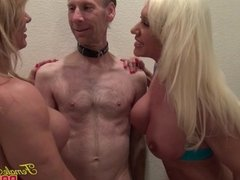 Ashlee Chambers and WildKat Treat A Slave Well