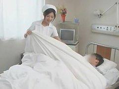 Clinic - asian nice blowjob