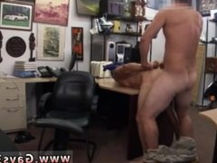 Old gay bareback photo first time Seems like he needed money bad and