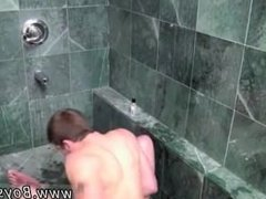The nudes erect cock gay Austin Ried Tub Piss Fun