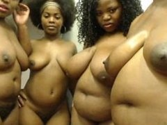 FAT BLACK HOE AND HER FRIENDS-FREE SITE HERE freesexycamgirls.com
