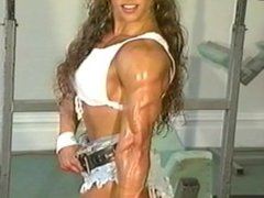 Fbb Michele Ralabate GYM workout and