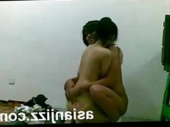 Indonesian Girlfriend with Her Man