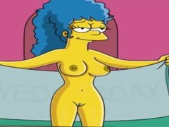 Cartoon Porn Simpsons Spycam, cam