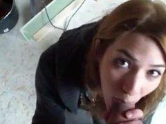 Mary Haze (German Facial)