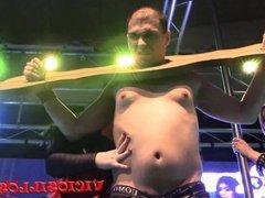 Tu lado oscuro BDSM show en el SEM