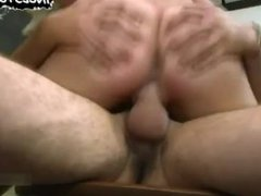 Horny cheerleader sister fucks her Brother in detention