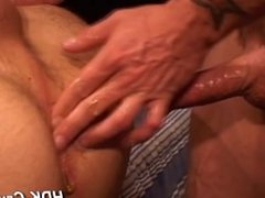 Ass rimmed and barebacked