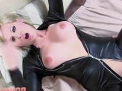 Step-By-Step Young Blonde Anal