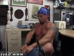 Mature ordinary men gay Snitches get Anal Banged!