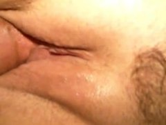 She has her hot pussy fucked by her husband.
