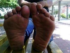 feet girls soles venezuelan latina