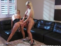 Nikki Benz and Alexis Ford