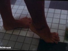 Vanessa Bell Calloway and Chelsea Field - Death Spa (1989) - 2